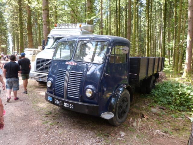 (88) Vieux poids lourds au Val d'Ajol P1200318