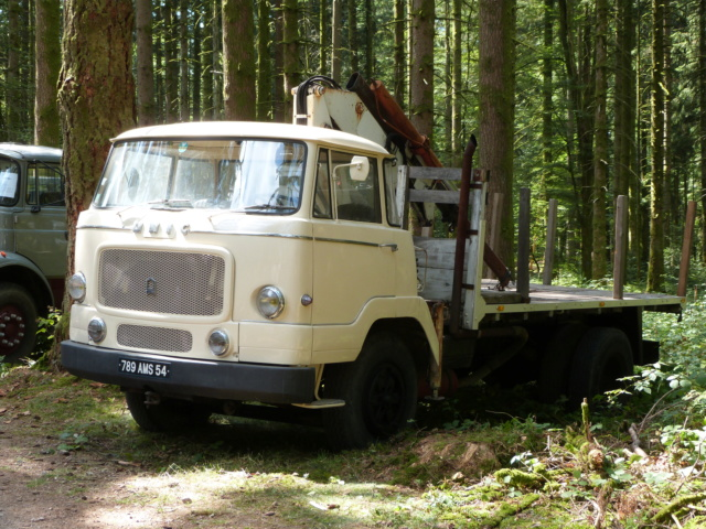 (88) Vieux poids lourds au Val d'Ajol P1200319