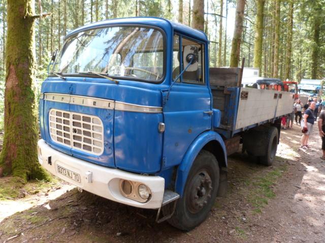 (88) Vieux poids lourds au Val d'Ajol P1200320