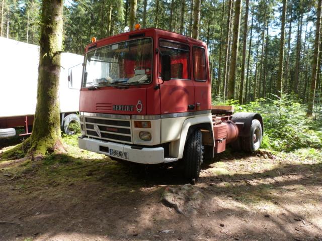 (88) Vieux poids lourds au Val d'Ajol P1200323