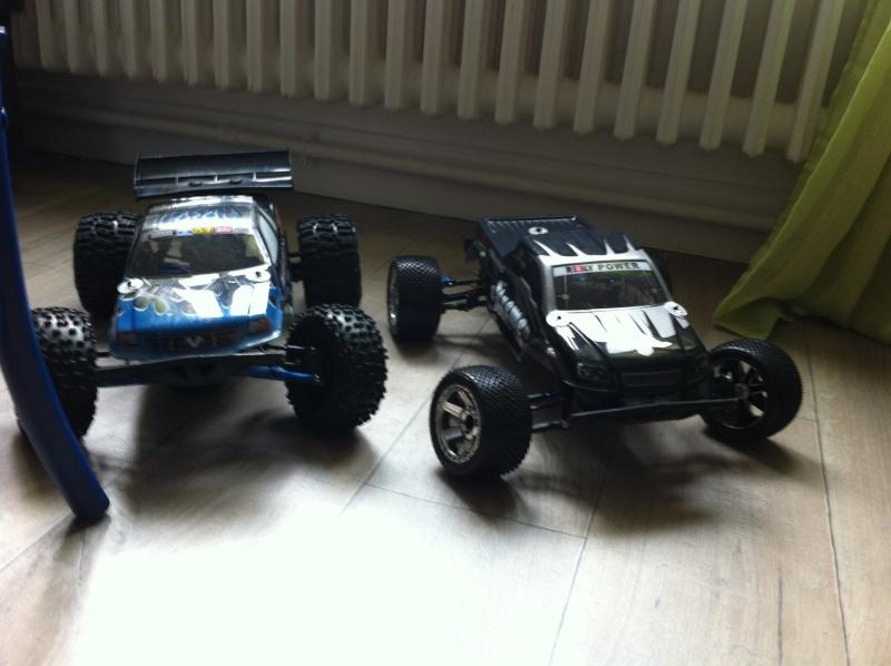 Mes 2 Rusty Traxxas Rc_06912