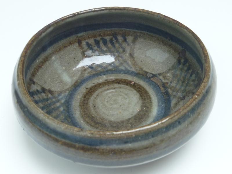 Small stoneware bowl - JOS  P1010411