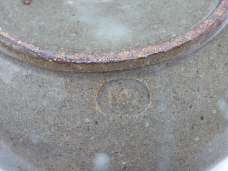 Small stoneware bowl - JOS  P1010412