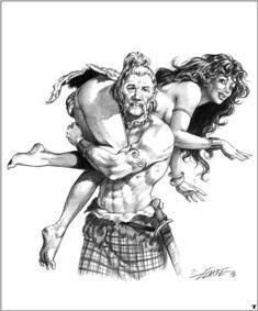LARRY ELMORE (dessins) Bw016110