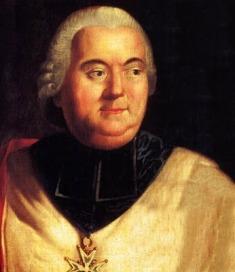 François Joachim de Pierre de Bernis, cardinal de Bernis De_ber10