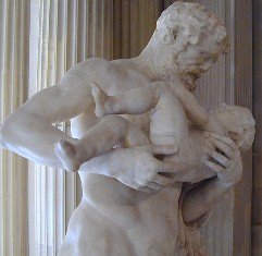 STATUAIRE GRECO/ROMAINE Me000010
