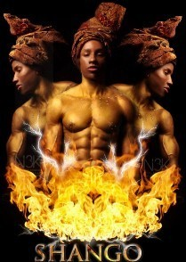 MYTHOLOGIE AFRICAINE Orisha11