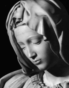 LA PIETA/ MICHEL ANGE Vierge10