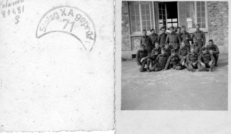 présentation et recherches renseignements période captivité Grand Père au stalag XA Photo_10