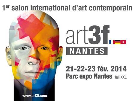 art3f. 1ère salon international d'art contemporain à Nantes 17799710
