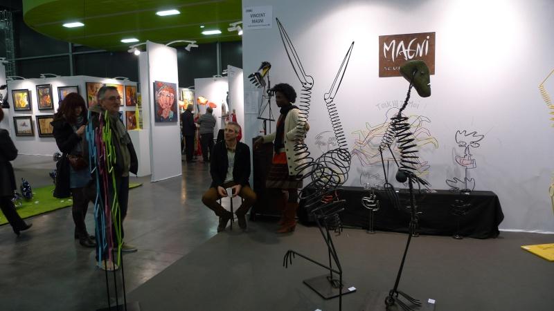 art3f. 1ère salon international d'art contemporain à Nantes L1310810