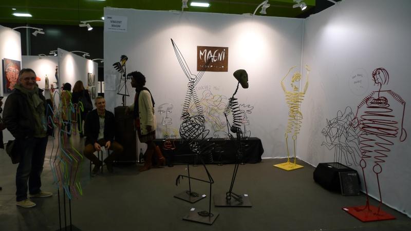 art3f. 1ère salon international d'art contemporain à Nantes L1310811