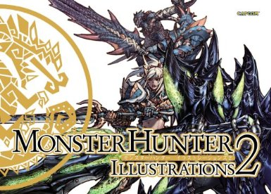 Monster Hunter Illustrations 2 61lfif10