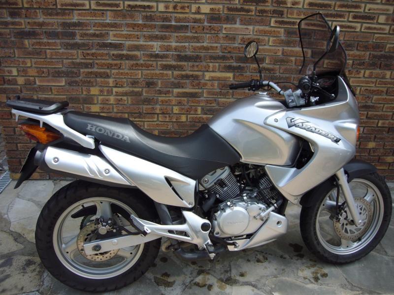 Votre moto avant la MT-09 P1050411