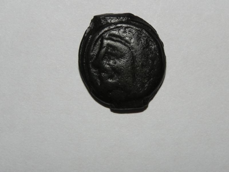 Potin coulé ou bronze frappé sur flan coulé ... Dscn2020