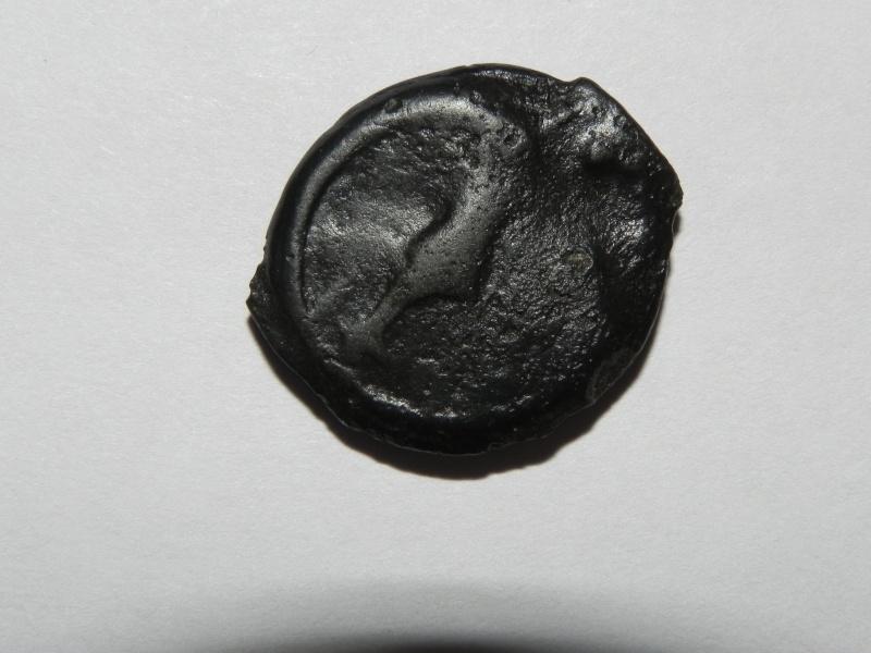Potin coulé ou bronze frappé sur flan coulé ... Dscn2021