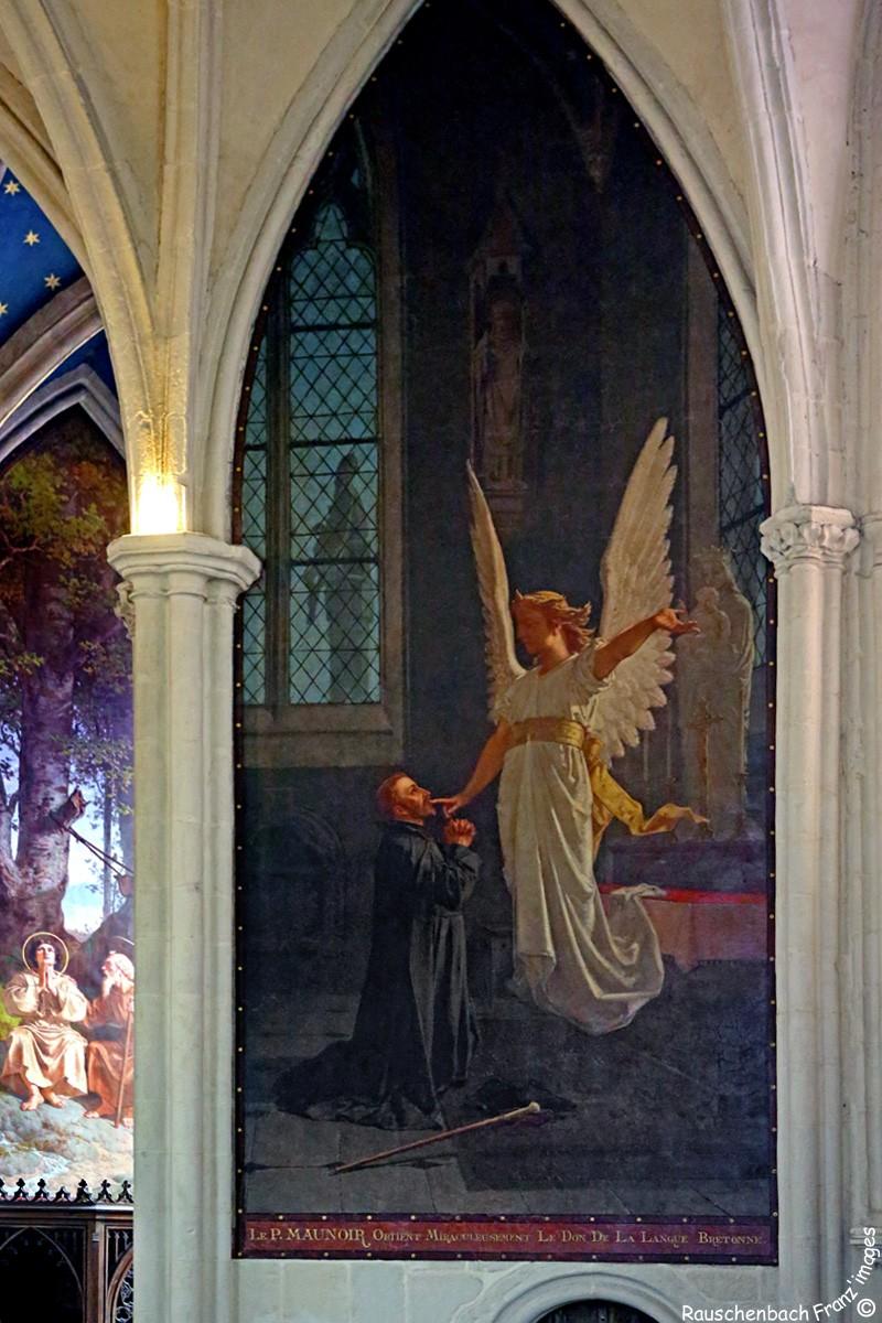 Cathédrale St Corentin de Quimper 1v4b0112