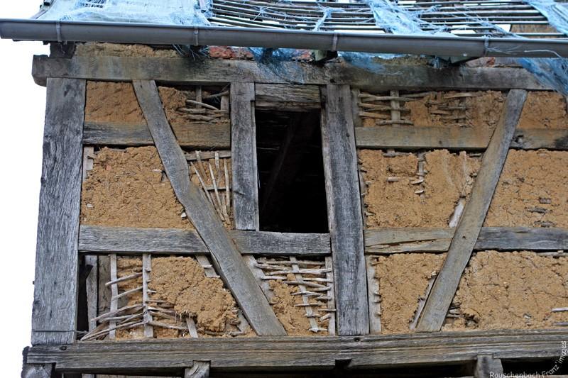 Maisons à colombage en Alsace Col-0110