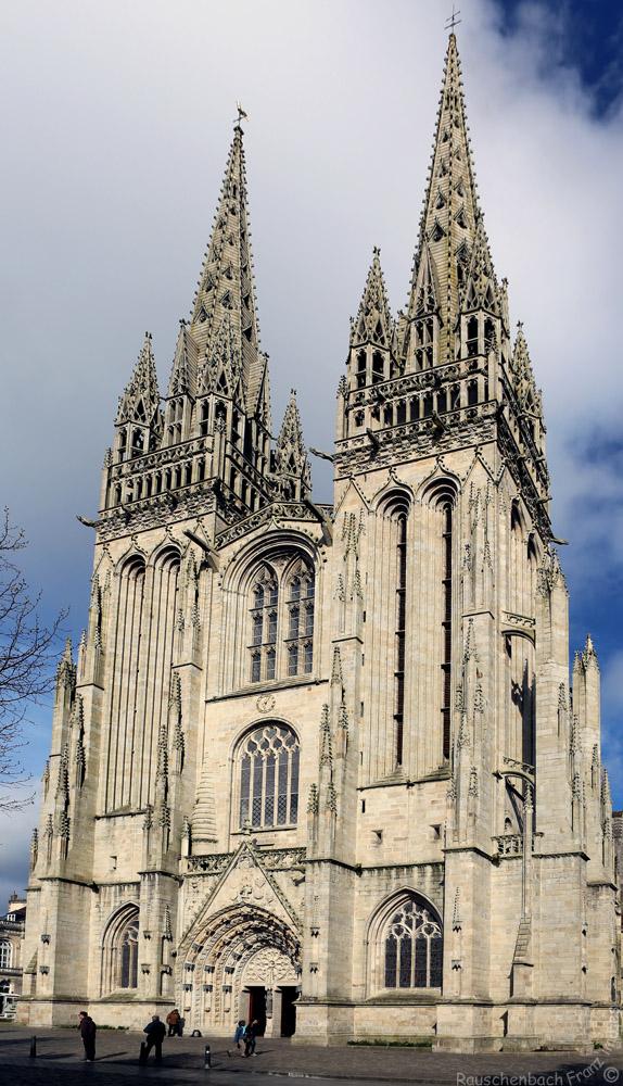 Cathédrale St Corentin de Quimper Corent12