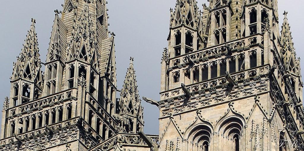 Cathédrale St Corentin de Quimper Corent13