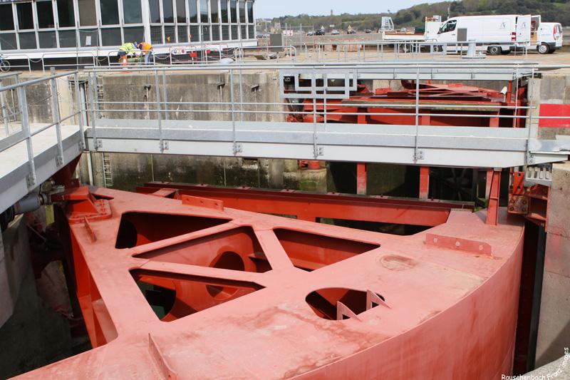 Barrage et usine marémotrice de la Rance Img_8214
