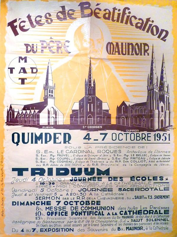 Cathédrale St Corentin de Quimper Sans_t10