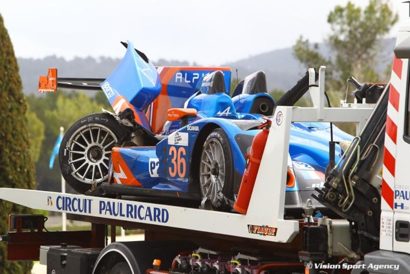 European Le Mans Series 2014 -alpin11