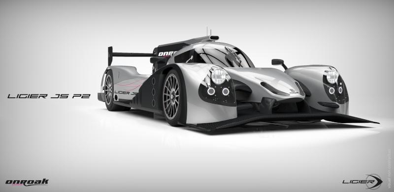 Ligier JS P2 - Le Mans 2014 -ligie10