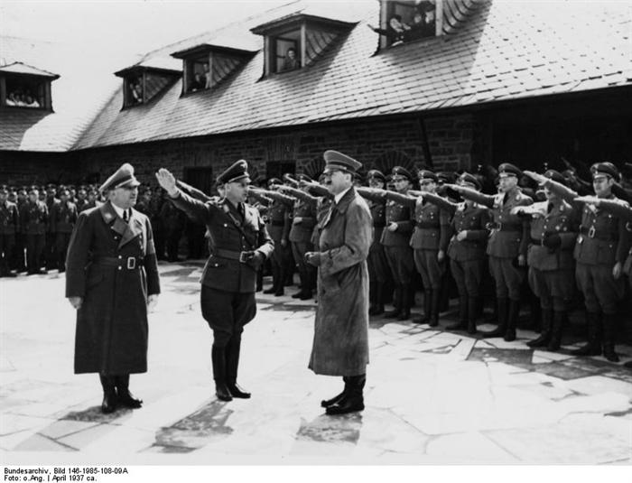 """""""Ordensburgen Vogelsang"""" (1934-1939) 00070210"""