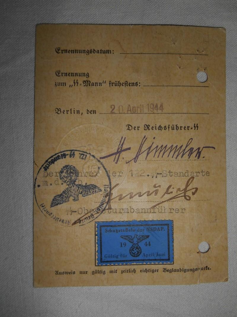 SS AUSWEIS A IDENTIFIER - Page 2 2217