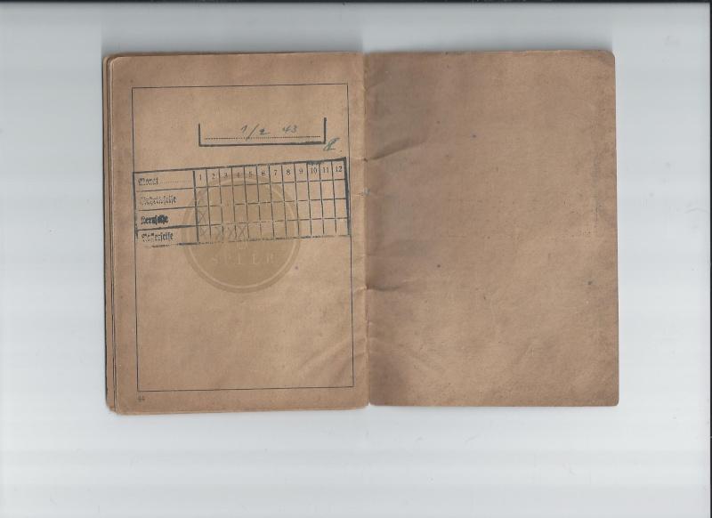 Vos livrets militaires allemands WWII (Soldbuch, Wehrpass..) / Heer-LW-KM-SS... 817