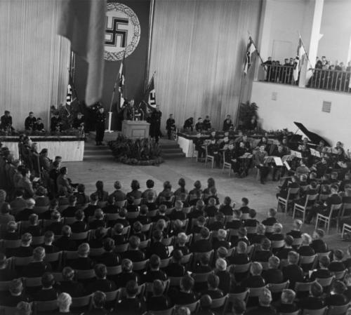 """""""Ordensburgen Vogelsang"""" (1934-1939) 91010"""