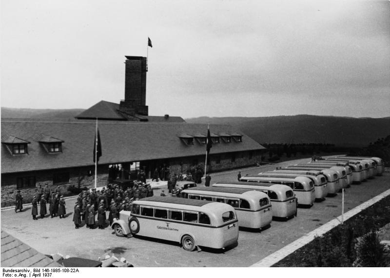 """""""Ordensburgen Vogelsang"""" (1934-1939) Bundes11"""