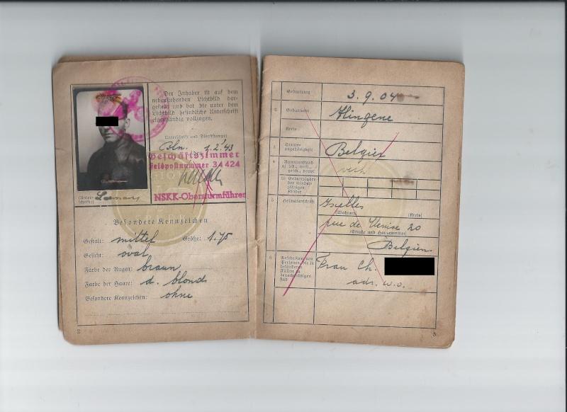 Vos livrets militaires allemands WWII (Soldbuch, Wehrpass..) / Heer-LW-KM-SS... Mod211