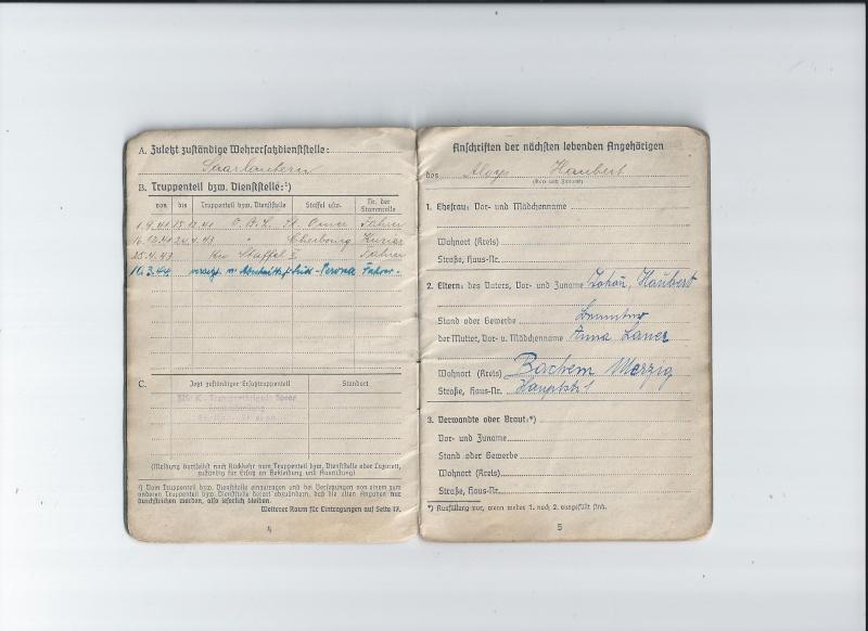 Vos livrets militaires allemands WWII (Soldbuch, Wehrpass..) / Heer-LW-KM-SS... Scan0012