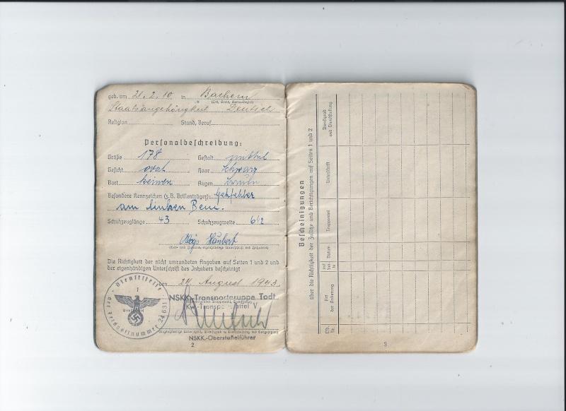 Vos livrets militaires allemands WWII (Soldbuch, Wehrpass..) / Heer-LW-KM-SS... Scan0013