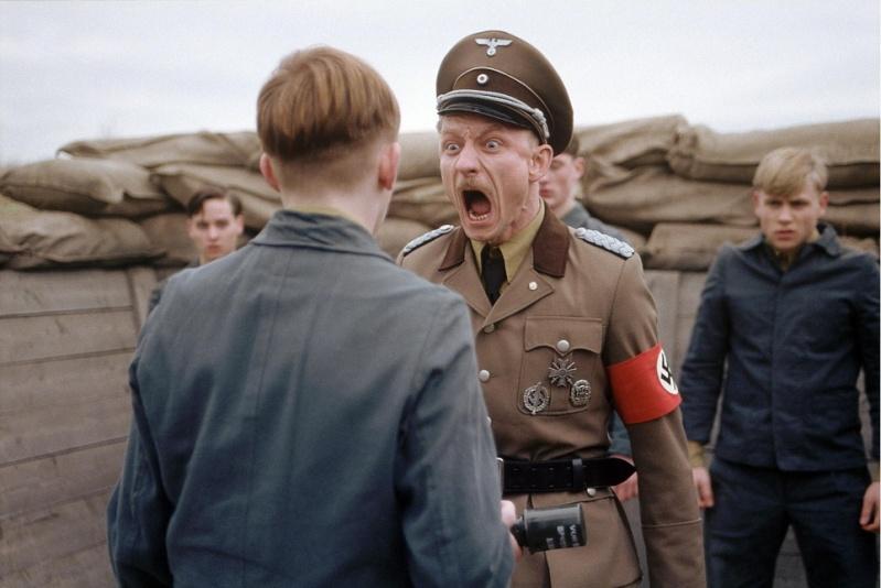 """Drell-Jacke"" d'une ""Adolf Hitler Schule"" (1936-1945) W96410"