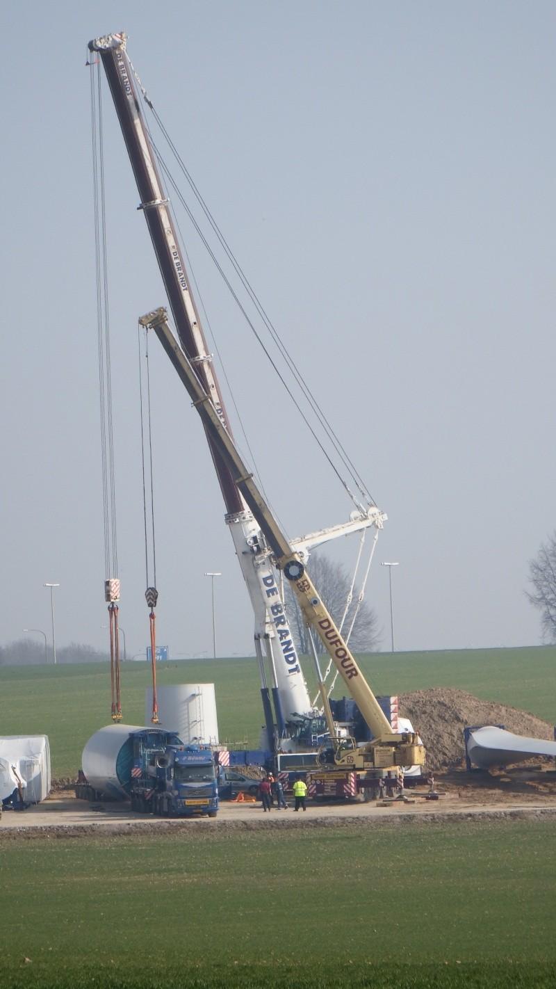 Le grues de DE BRANDT (Belgique) Dscf2211