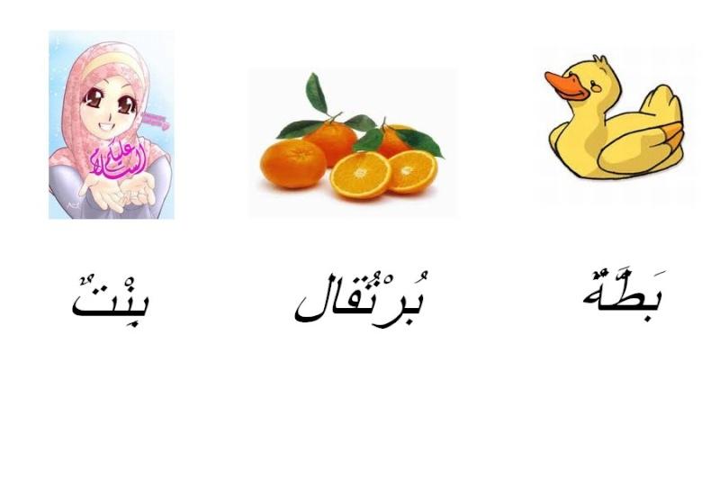 l'alphabet  الحروف Ouuuou10