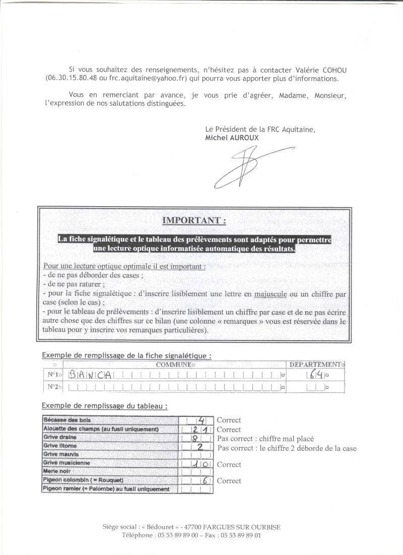 Enquête nationale « Tableaux de chasse 2013/2014 ...  Enquet13