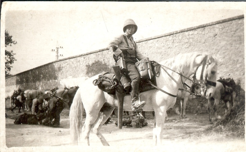 Botte de cavalerie pour MAS 36 Numari12