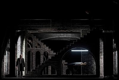 Hamlet (Shakespeare/ Ambroise Thomas/ Olivier Py) Hamlet10