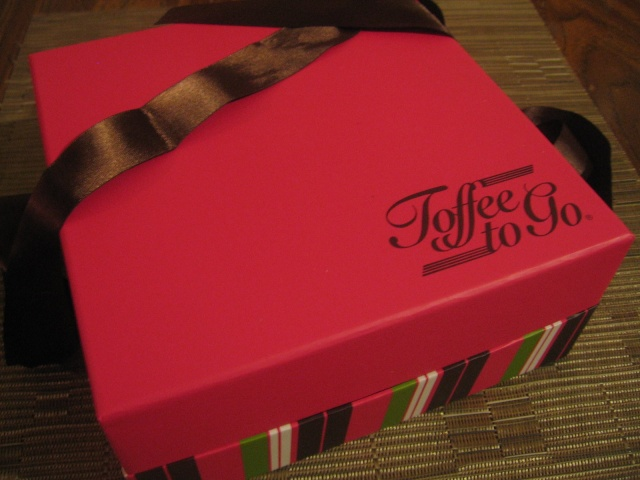 Delicious Toffee to Go Review + FREE Shipping Offer 00411