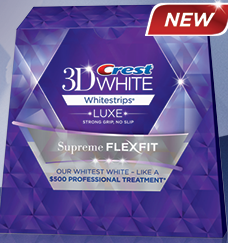 FREE Crest 3D White Strips Sample Cres10
