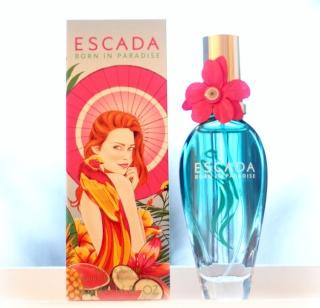 FREE Escada Born in Paradise & EspeciallyEscada Perfume Sample E5110