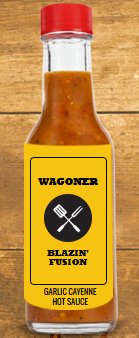 FREE Customized Bottle Of Hot Sauce from Grizzly Hot_sa10