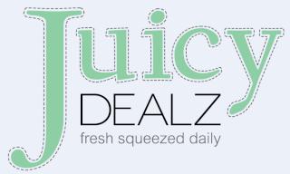 JuicyDealz Holiday Giveaway ends 12/02 Jui110