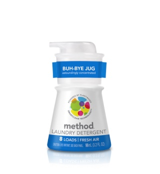 FREE method Laundry Detergent from PINCHme Laundr10
