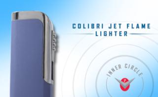 FREE Colibri Jet Flame Lighter from Parliament Par10