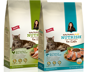 FREE Rachael Ray Nutrish Natural Dry Cat Food Sample Rachae10